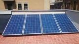 Instalacion placas solares para torres - foto