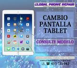 Cambio pantalla tablet desde 30 - foto