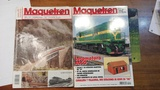 Revistas Maquetren - foto