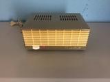 transformador  de tensión a125v - foto