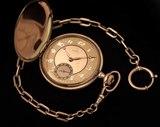 Espectacular reloj de bolsillo -VENDIDO- - foto
