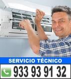Técnicos reparación aire acondicionado - foto