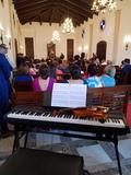 DÚo violÍn y piano. bodas, ceremonias - foto