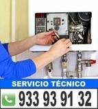 Técnicos reparación caldera y calentador - foto