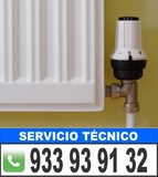 Asistencia técnica caldera, calentadores - foto