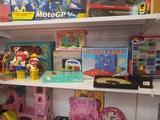 Variedad de juguetes - foto