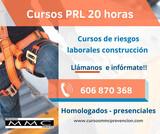 CURSO 20H RIESGOS LABORALES CONSTRUCCION - foto