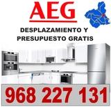 Servicio técnico AEG Murcia - foto