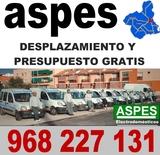 Servicio técnico Aspes Murcia Cartagena - foto