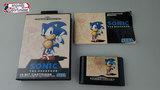 Sonic - The Hedgehog - Juego Mega Drive - foto