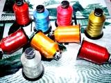 Hilos para bordar o coser,España - foto