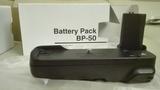 Canon Batería Pack BP 50 disparador vert - foto