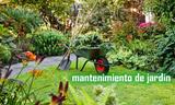 Mantengo su jardín y piscina familiar - foto