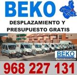 Servicio técnico Beko Murcia. - foto
