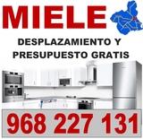 Servicio Miele Murcia. Reparaciones - foto