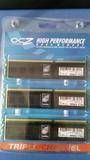 6GB DDR3 OCZ High Performance 12800 3X2G - foto