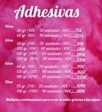 Adhesivas - foto