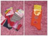 4 pares calcetines nuevos 30-34 - foto