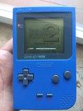 Game boy pocket azul+cartucho con 16jueg - foto