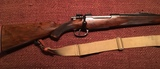 Rifle WJ Jeffery 404 - foto