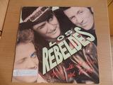Disco vinilo Los Rebeldes 88 - foto