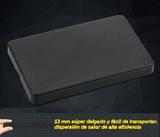 Caja para disco duro externo de 1TB USB - foto