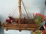 Catamaran , Barca y Cajon Valenciano - foto