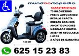 SCOOTER ELECTRICAS MOTOS MINUSVALIDOS - foto