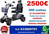 MOTOS MINUSVALIDOS  SCOOTER ELECTRICOS - foto