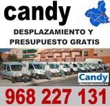 Servicio técnico Candy MURCIA CARTAGENA - foto