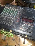 Multipistas gravadora yamaha MD8 - foto