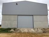 puertas para naves industriales - foto
