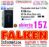 Hp Dx2300 intel 4Gb dual core ocasión - foto