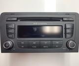 Radio cd-mp3 audi symphony - foto