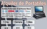 alquiler de portatiles desde 20euros/dia - foto