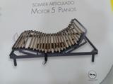 SOMIER ARTICULADO MOTOR 5 PLANOS - foto