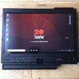 # lenovo thinkpad X200t tablet   i5 # - foto