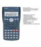 Casio fx-82ms calculadora cientifica, mu - foto