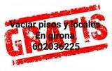 VACIADO DE PISOS Y LOCALES Y NAVES - foto