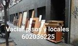 VACIADO DE PISOS Y LOCALES - foto
