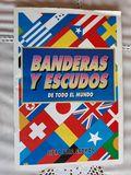 Álbum de cromos banderas y escudos - foto