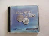de la peseta al euro,coleccion completa. - foto