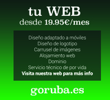 CARECES DE DISEÑO WEB? LOWCOST - foto
