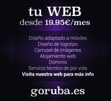 WEBS DE TODO TIPO - foto