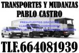 Mudanzas transportes embalaje y montajes - foto