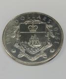 MONEDA 5 dólares - Elizabeth II BAHAMAS - foto