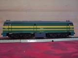 Locomotora diesel escala H0 - foto