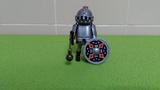 3.5  Soldado medieval playmobil - foto