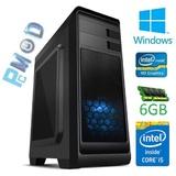 Torre intel i5 3,1ghz ram 6gb hdd 500gb - foto