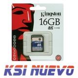 Tarjeta memoria Kingston micro SDHC 16GB - foto